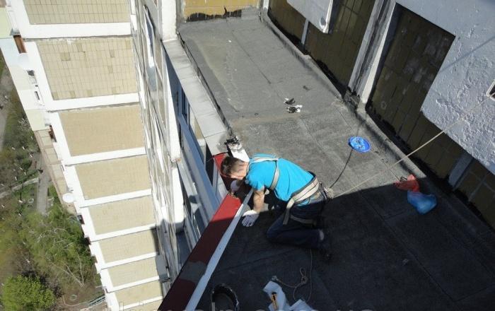 Гидроизоляция потолка
