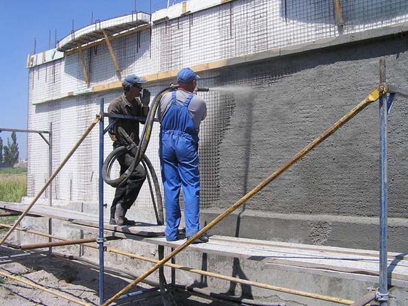 огнезащита бетона