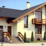 Чем красиво и недорого отделать фасад дома