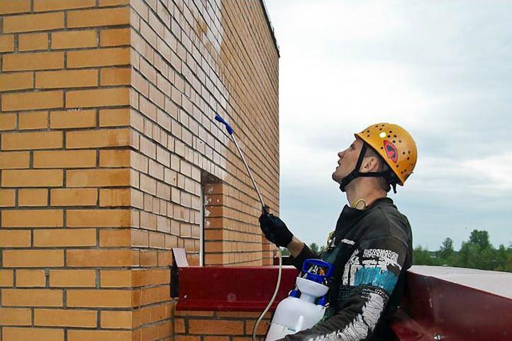 Гидрофобизация фасадов в Балашихе