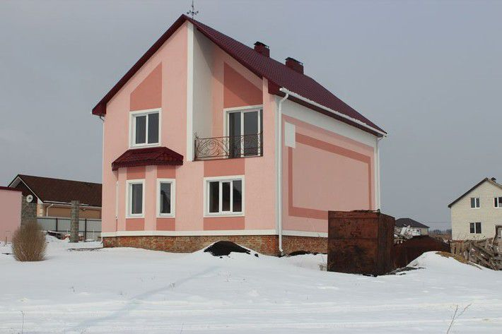 покраска и ремонт частного дома