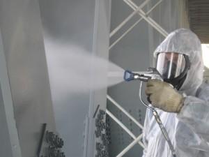 огнезащитная обработка бетона