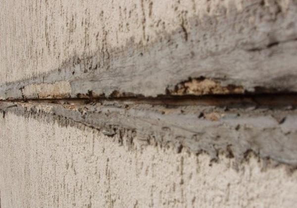 Дефекты швов в панельных домах